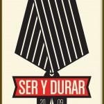 """Democracia """"Orden (Ser Y Durar)"""" - 70x50cm, Edition Siebdruck handgefertigt"""