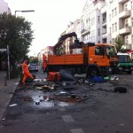 Schlesische Strasse, Berlin